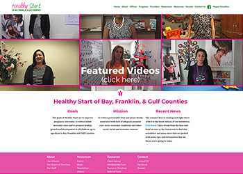 Healthy Start Bay, Franklin, & Gulf Counties