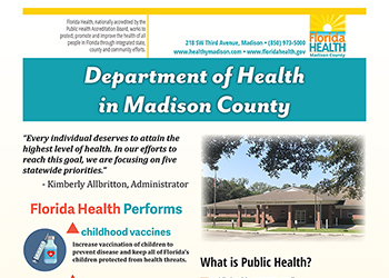 Madison County Department of Health