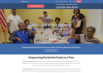 Project Empower of Northwest Florida
