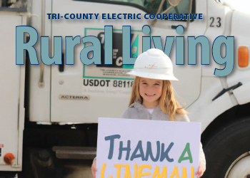 Tri-County Electric Cooperative Rural Living