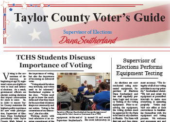 Taylor County Voter's Guide